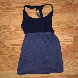 Champion workout top with built in bra